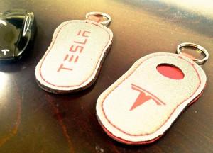 Tesla Model S FobPocket
