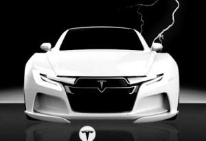 Tesla Model S Carbon Fiber Widebody Kit