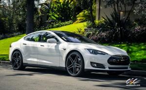 Tesla Model S 22 inch CEC Wheels