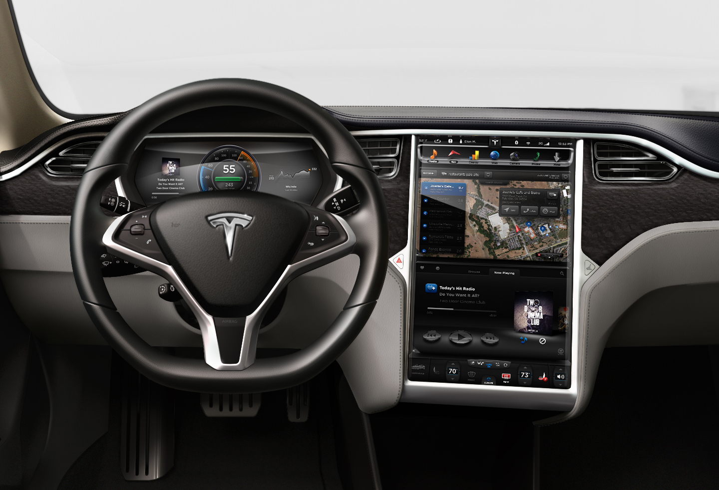 tesla-clean-screen
