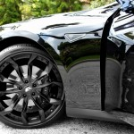 Tesla Model S Forgiato Aftermarket Wheels Front