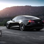 Tesla Model S HRE Aftermarket Wheel Rear