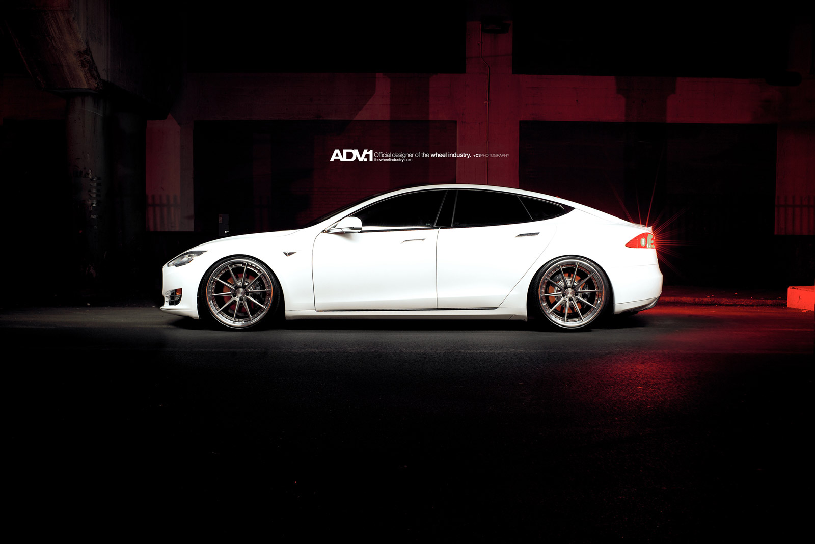 Tesla Model S ADV.1 Aftermarket Wheel