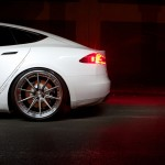 Tesla Model S ADV.1 Rear Aftermarket Wheel