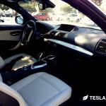 BMW Active E Interior