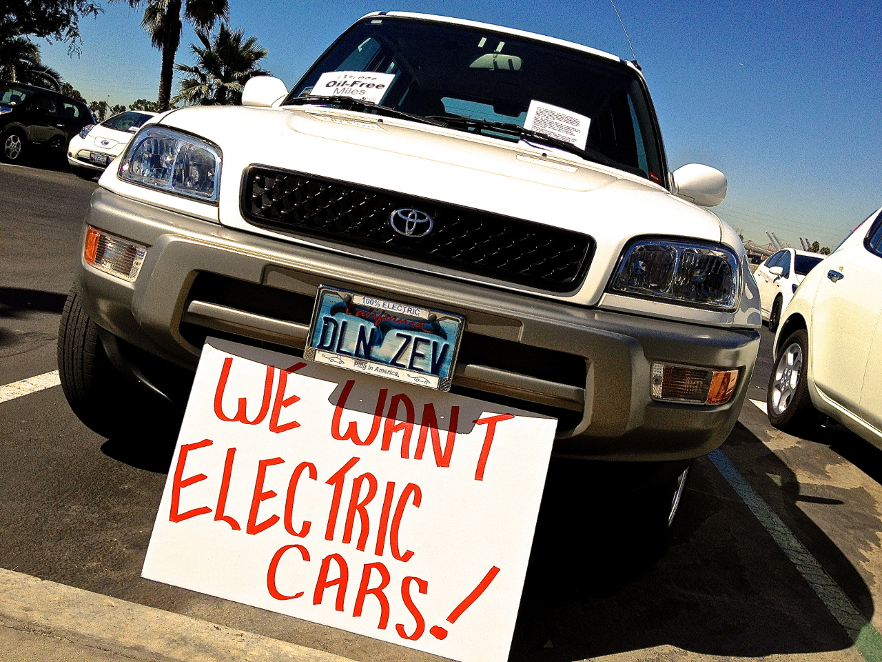 NPID2013 We Want Electric Cars