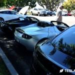 Tesla Roadster Convertible