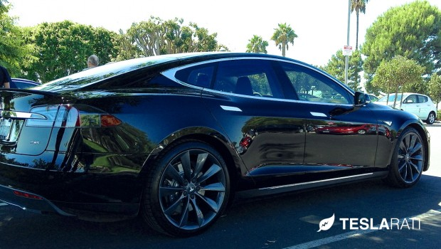 Tesla Model S Black Edition