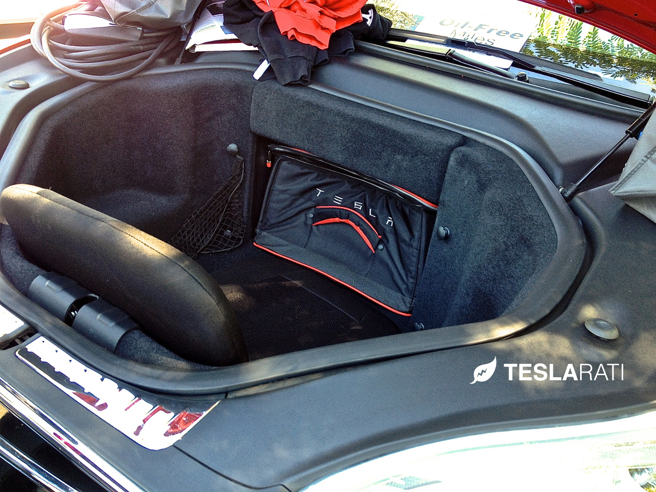 Tesla Owners Rally At National Plug In Day 2013 Los Angeles