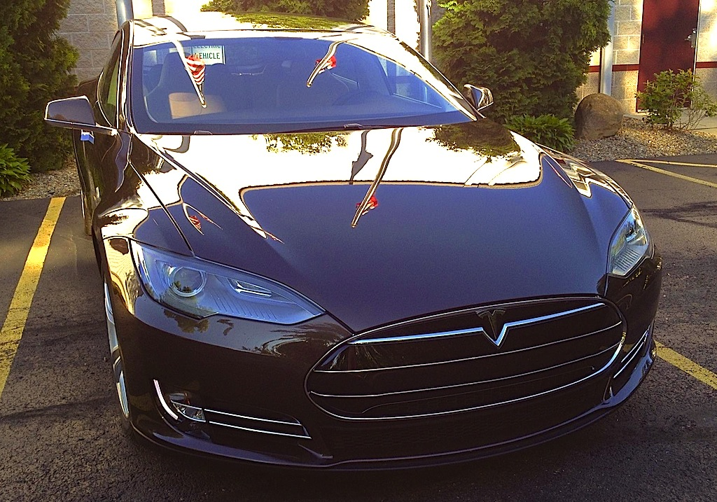 Tesla Model S Nose Cone Front Grille