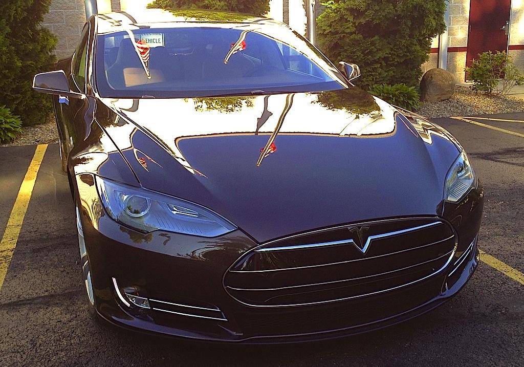 Tesla Model S Nose Cone Front Grille Teslarati Com