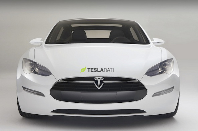 Tesla Model E Rumored
