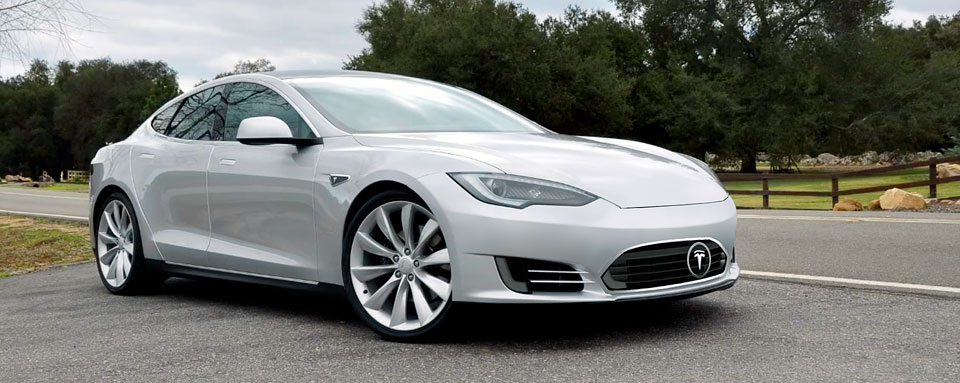 Tesla Model S Nose Cone Redesigned