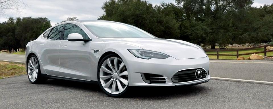 Tesla Model S Nose Cone Redesigned