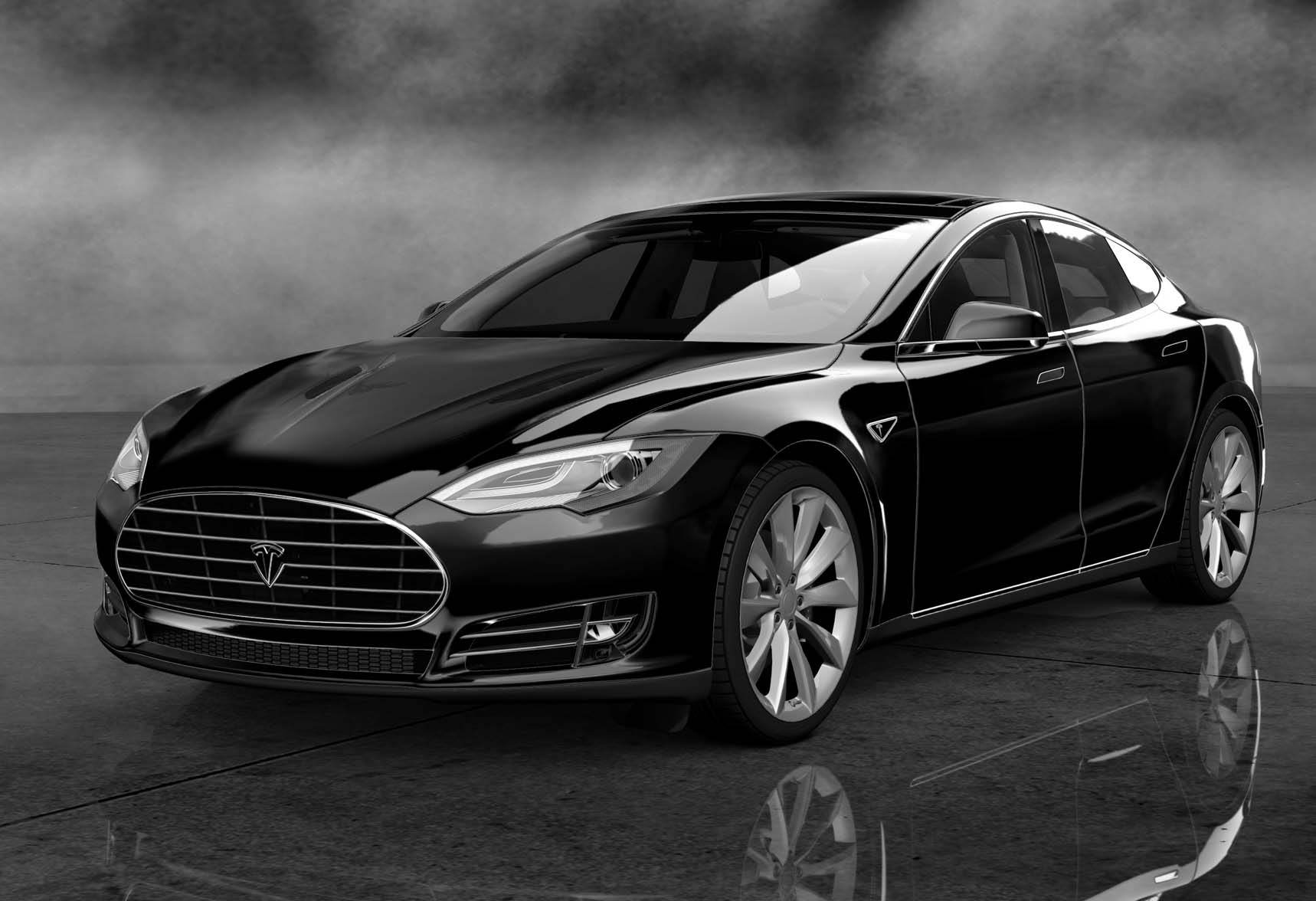 Tesla-Model-S-Nose-Cone-Grills