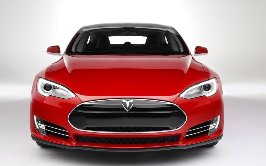 Tesla Model S Nose Cone
