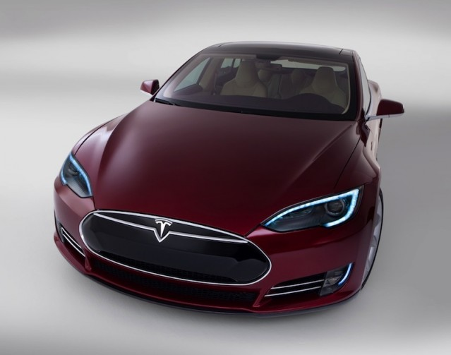 Tesla Model S Nose Cone Signature