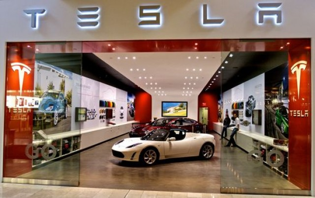 Maryland has approved 4 Tesla stores within the state.