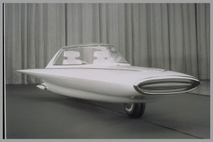 1961 Ford Gyron Show Car 1 600x400 Coffee and a Concept   1961 Ford Gyron