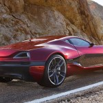Rimac Concept One Side