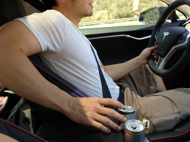 """""""Bling Chicken Wing"""" Technique Without the Model S Center Console Insert"""