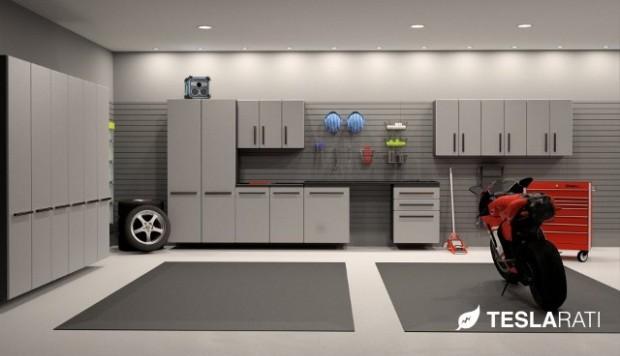 Tesla Ultimate Garage