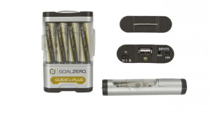 Goal Zero Guide 10 Solar Charging Battery Pack
