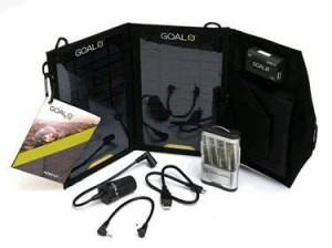 Goal Zero Guide 10 Solar Charging Battery Full Kit