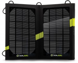 Goal Zero Guide 10 Solar Charging Battery Panels