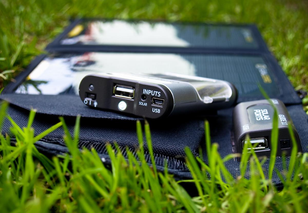 Goal Zero Guide 10 Solar Charging Battery