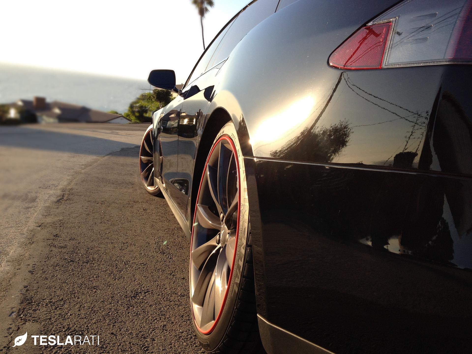 Tesla Model S Wheel Protector Quot Rimblades Quot Review