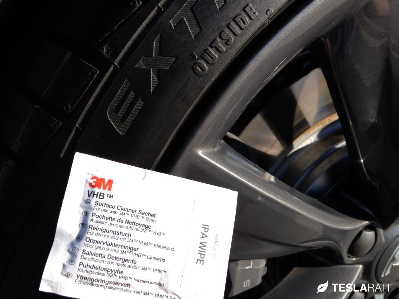 Rimblades-Tesla-Wheel-3M-IPA-Wipe