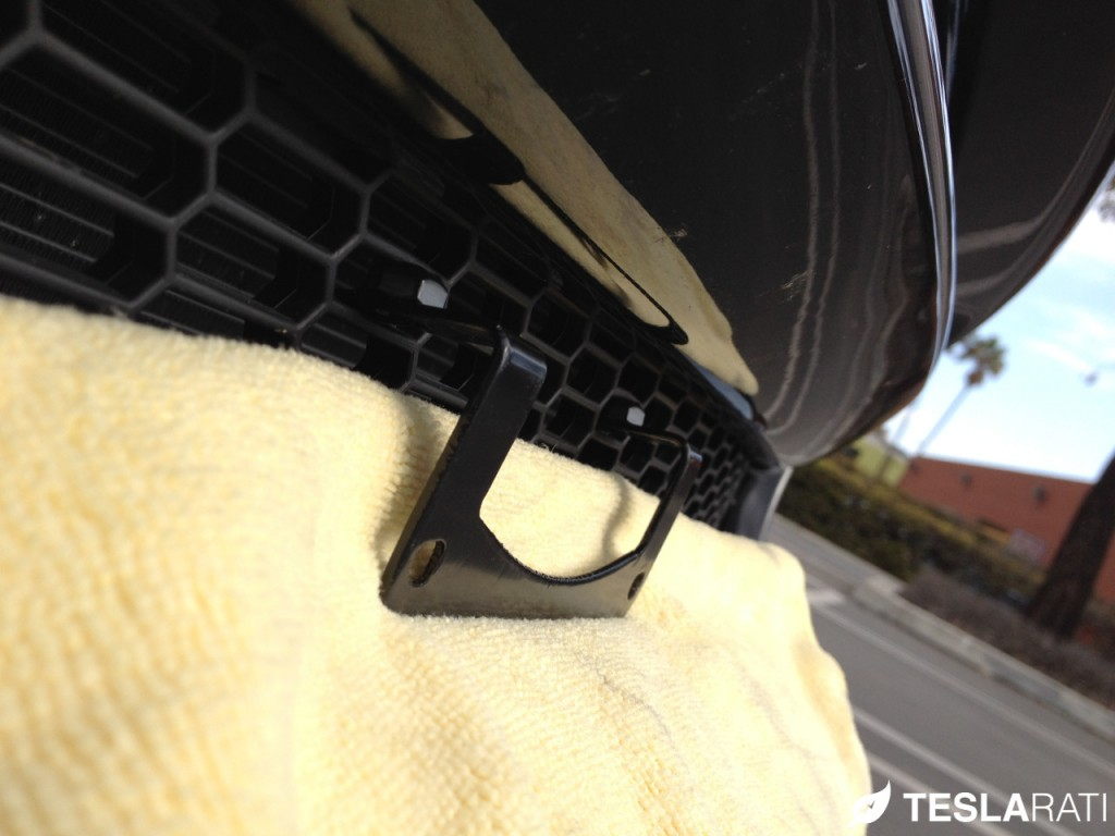 Torklift Front Base Plate Close Up