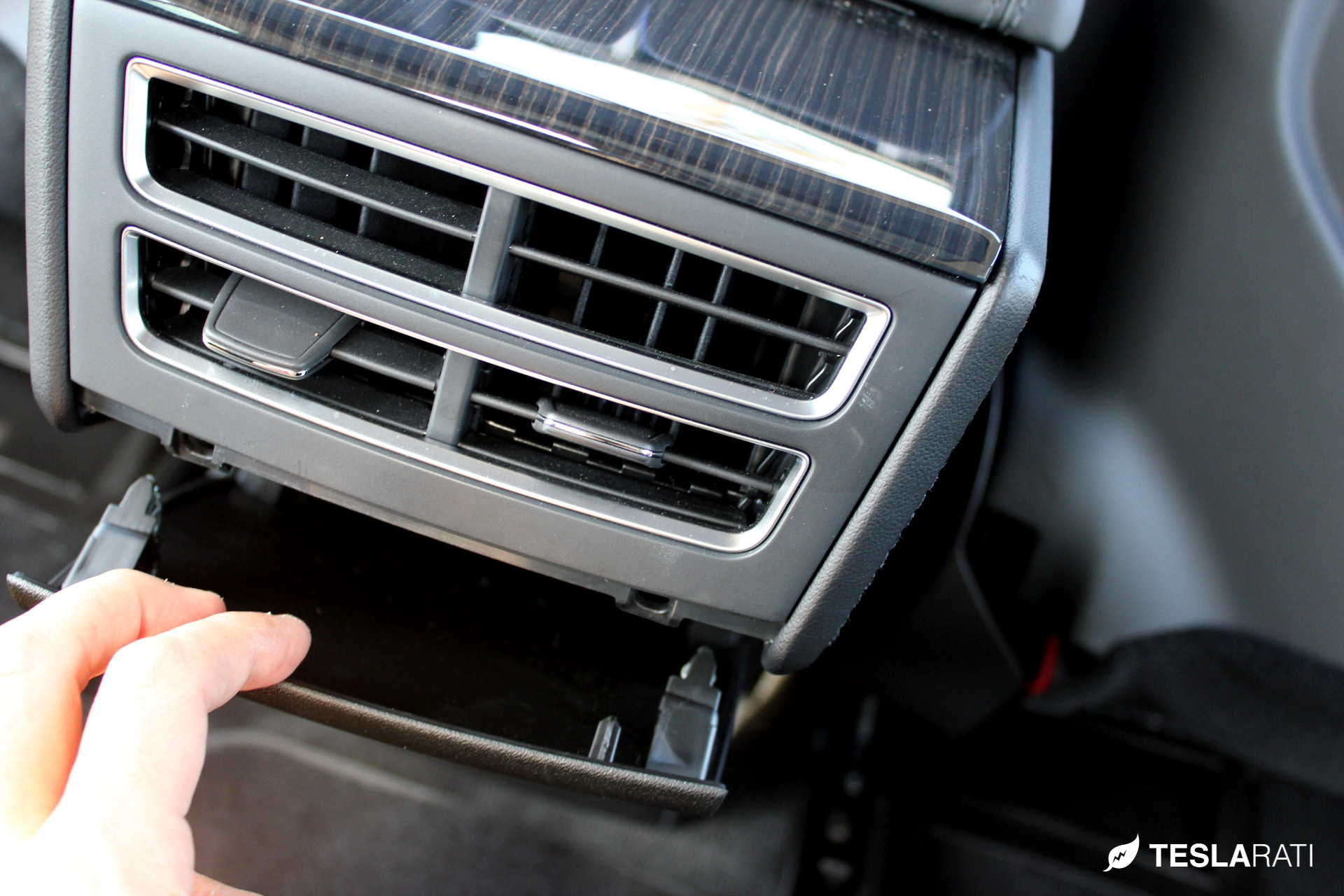 Premium Tesla Model S Rear Seat Cup Holders Parz Review