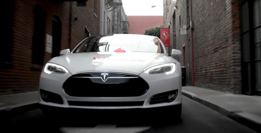 Salesforce-Tesla-Alley