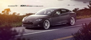 Tesla Model S Aftermarket Wheels ADV52MV2