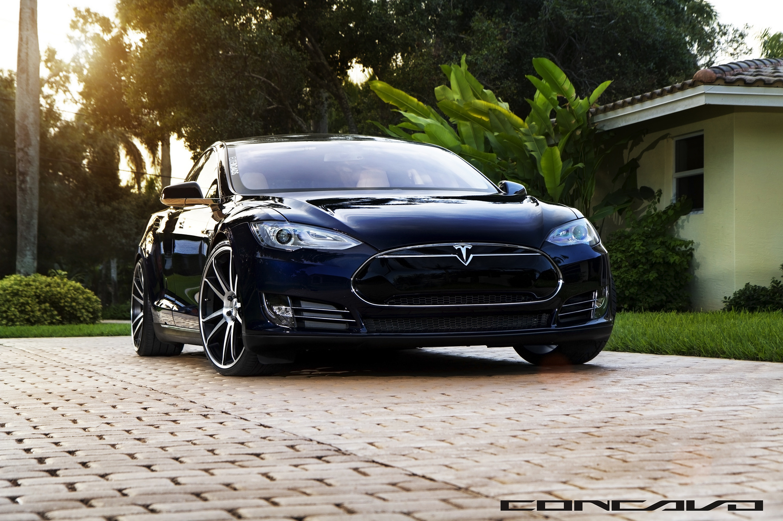 Tesla-Model-S-Concavo-22inch-Wheels-Front