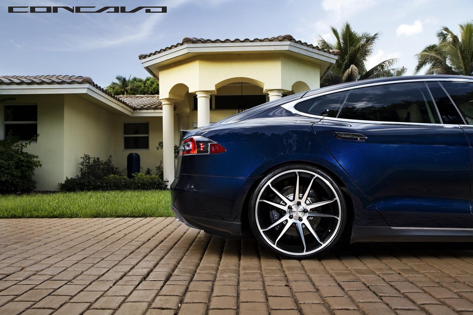 Tesla-Model-S-Concavo-22inch-Wheels-Rear
