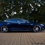 Tesla Model S Aftermarket Wheels Concavo 22 inch Side
