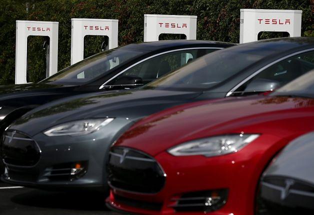 Tesla-Fremont-Model-S