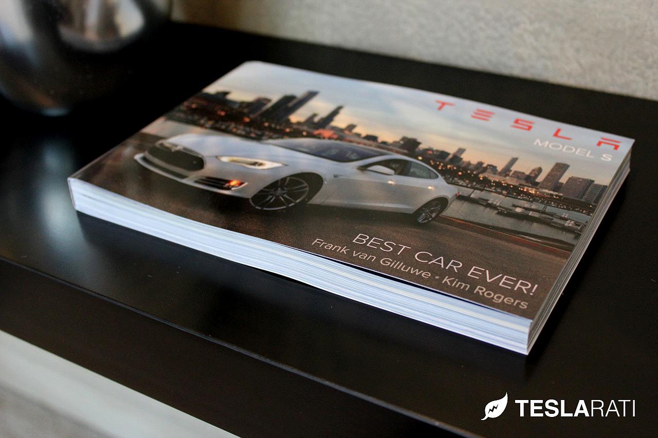 Book Review: Tesla Model S - Best Car Ever!