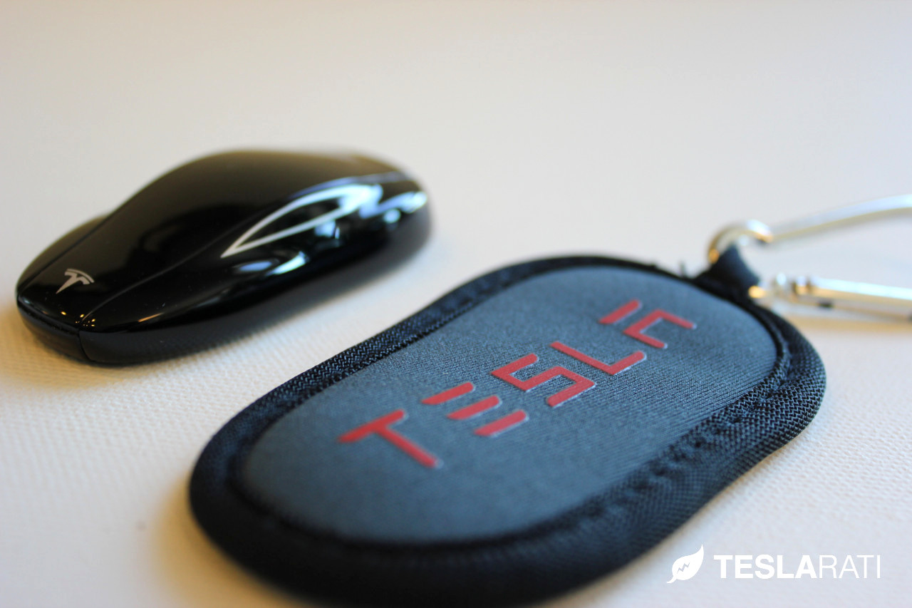 Deluxe Fobpocket Review Tesla Model S Key Fob Cover