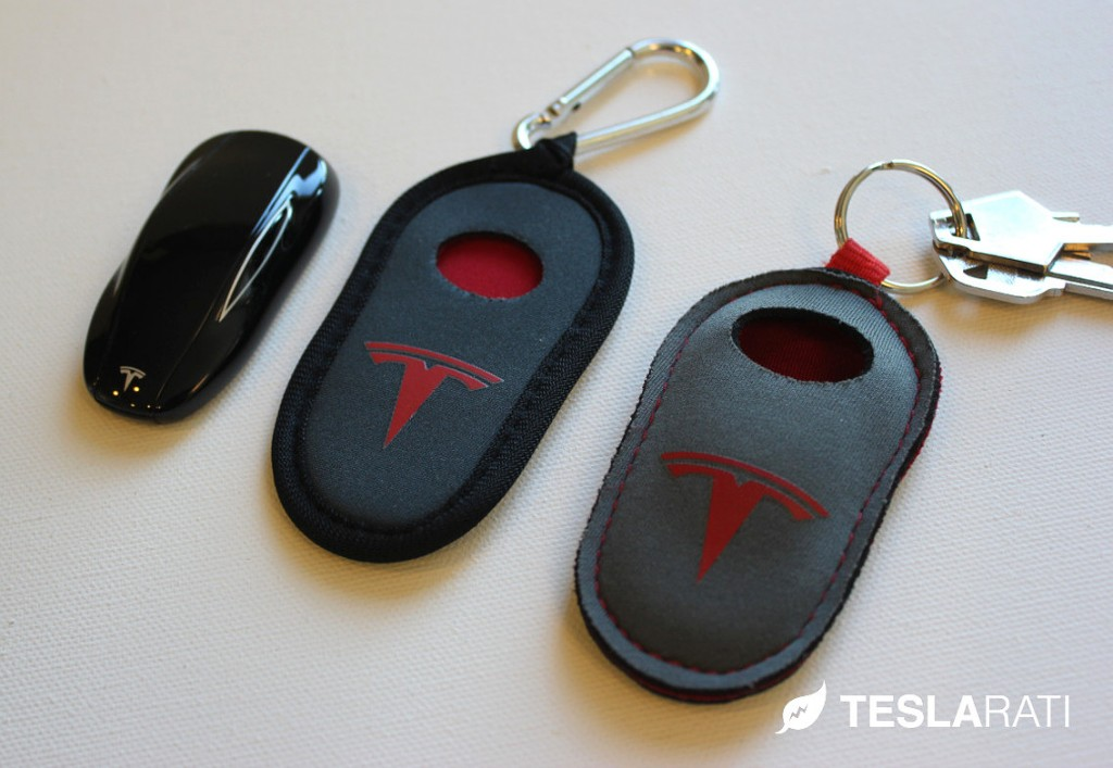 Tesla Model S Key Fob Cover: Deluxe vs. Classic