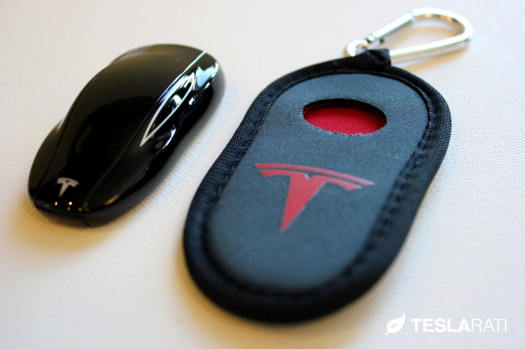 Tesla Model S Key Fob Cover FobPocket Deluxe