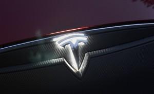 Tesla Model S Lighted T