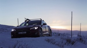 Tesla Model S Subzero Weather Package