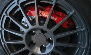 Tesla Brembo Brakes