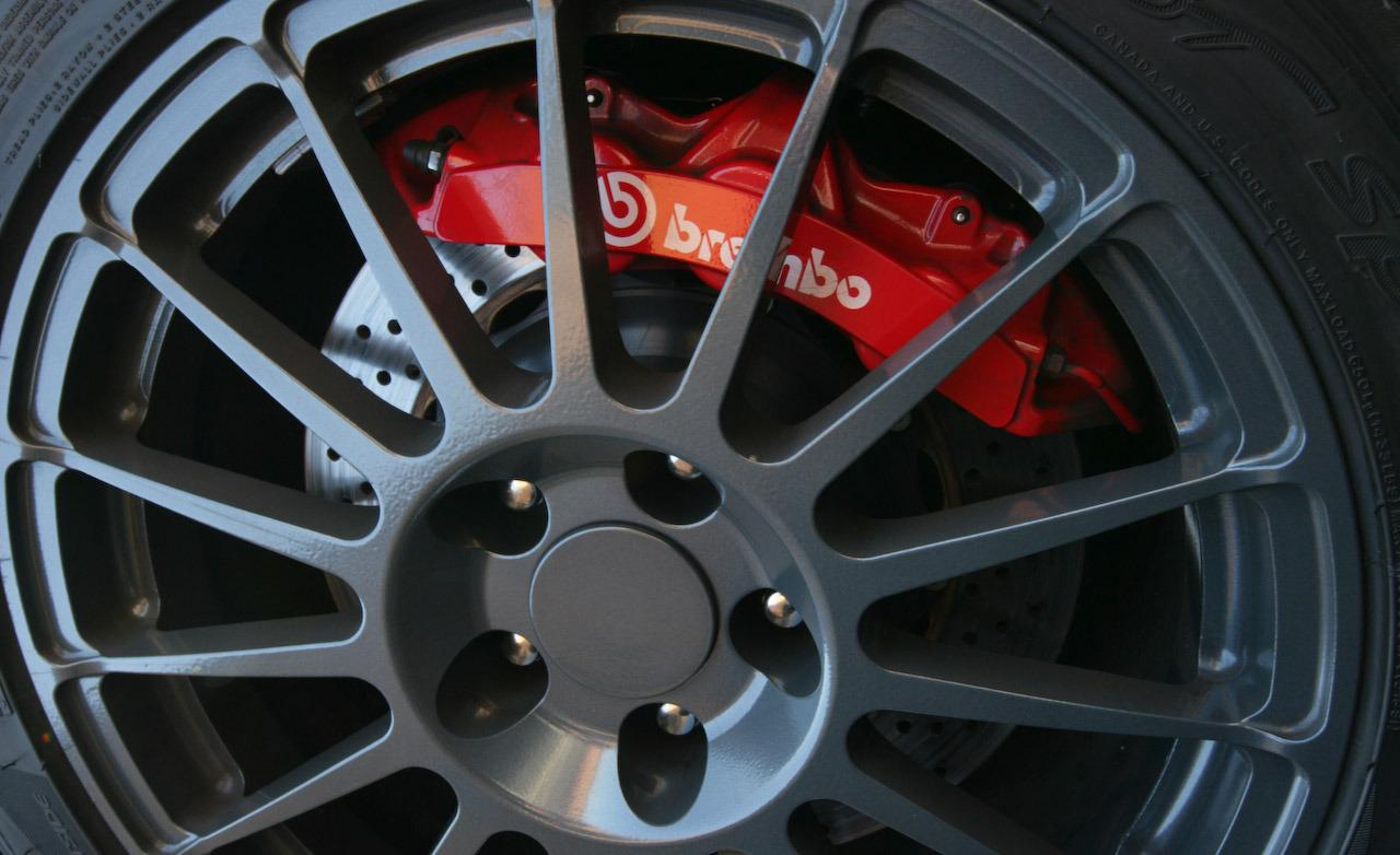 Visiting The Birthplace Of The Tesla Brembo Brakes Video