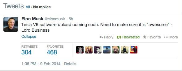 Tesla-Firmware-V6