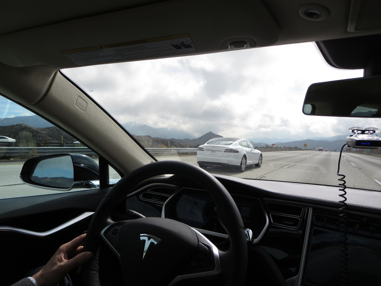 Tesla-Minnesota-Trip-Windshield